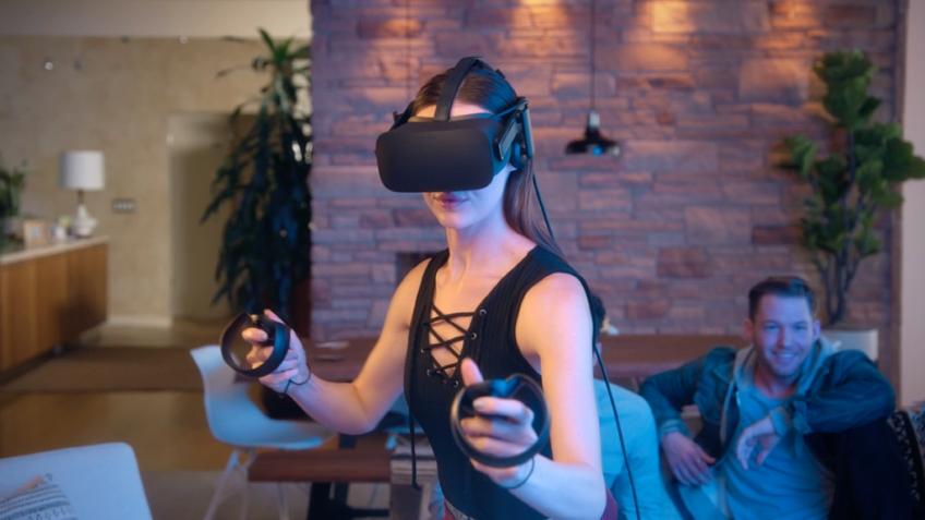 Компания Oculus временно снизила цену наVR-очки