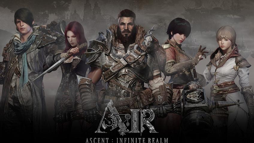 Создатели PUBG показали свою новейшую игру Ascent: Infinite Realm