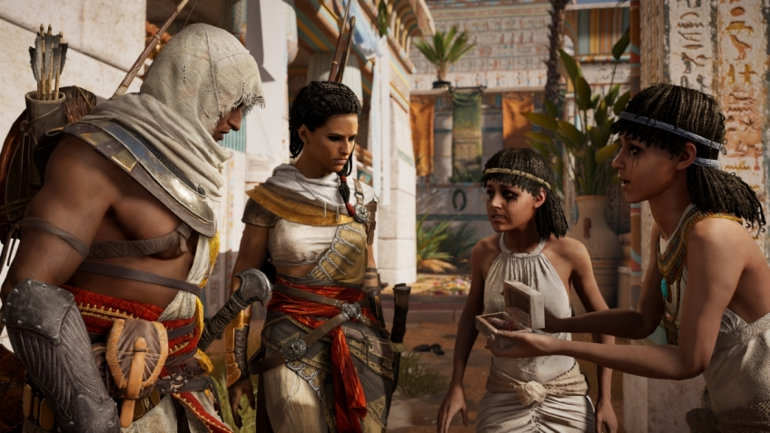 Denuvo влияет на работу Assassin's Creed: Origins