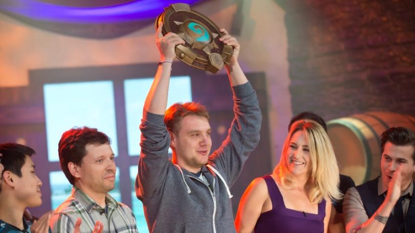 Житель россии одержал победу $60 тыс., выиграв вHearthstone Winter Championship