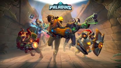 Закрытый бета-тест Paladins стартовал на PS4 и Xbox One. Обновлено: раздача ключей