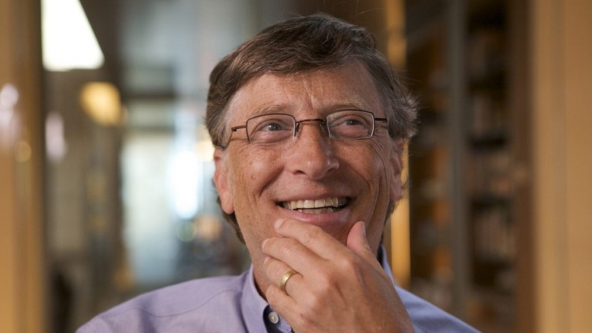 Труд роботов должен облагаться налогами— Билл Гейтс
