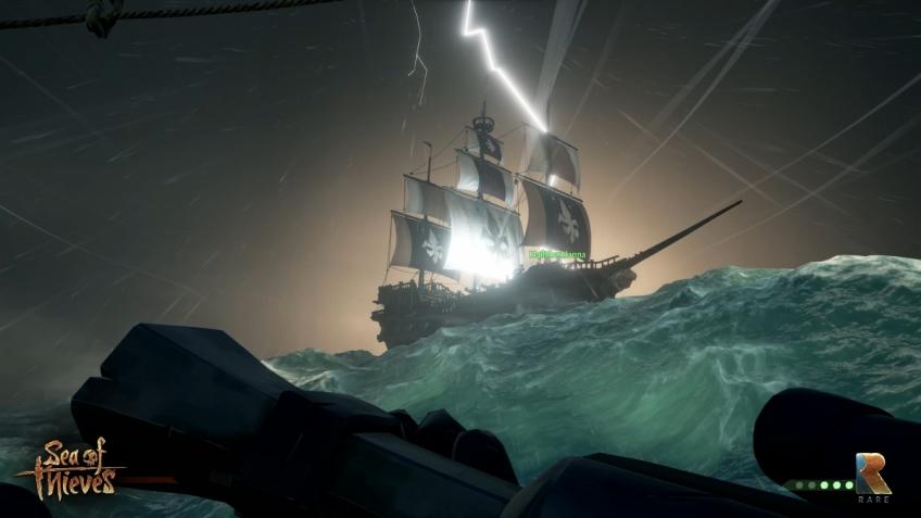 В Sea of Thieves скоро начнётся финальное альфа-тестирование