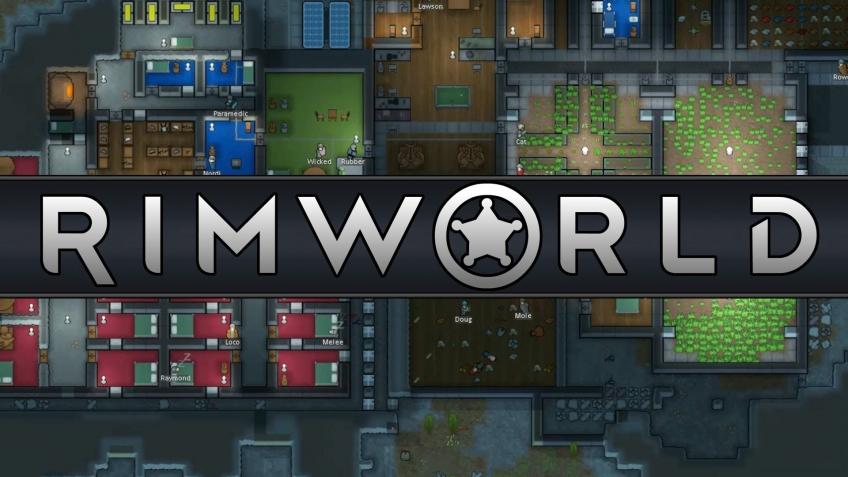 В RimWorld появляются болота и психические расстройства