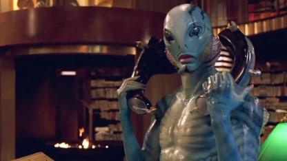 Гильермо дель Торо представил главнейший прицеп фильма «Форма воды»
