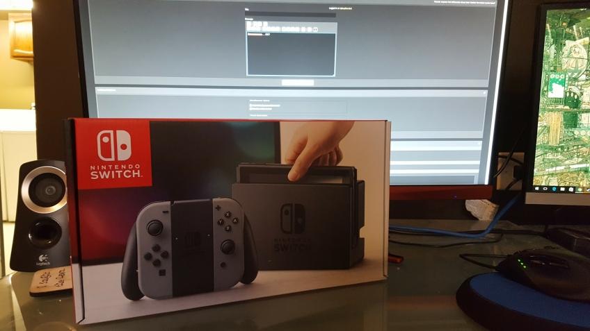 Игровая консоль Nintendo Switch будет оплотом для пиратства