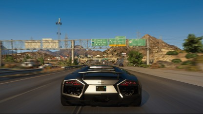GTA 0 выглядит сверхреалистично по причине моду NaturalVision Remastered
