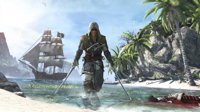 Assassin's Creed 4: Black Flag станет временно бесплатной