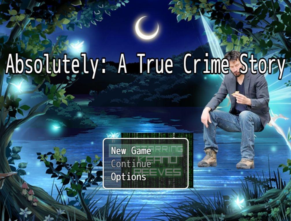 Авторы The Beginner's Guide выпустили игру про Киану Ривза