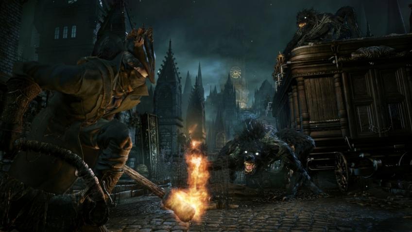 В Bloodborne обнаружили «вырезанного» монстра спустя два года после релиза