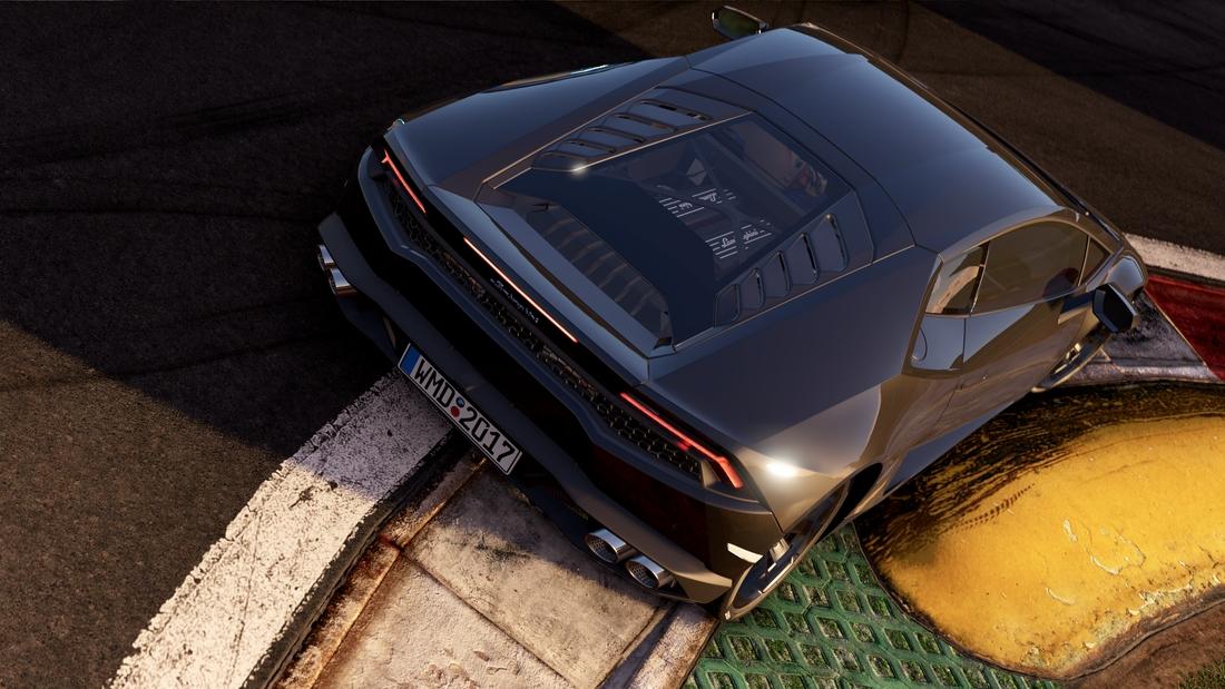 Демоверсия Project CARS 2 стала доступна всем игрокам