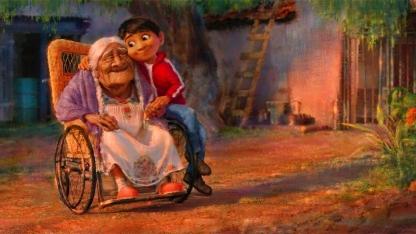 Трейлер нового мультфильма Pixar «Тайна Коко» опубликовали в сети