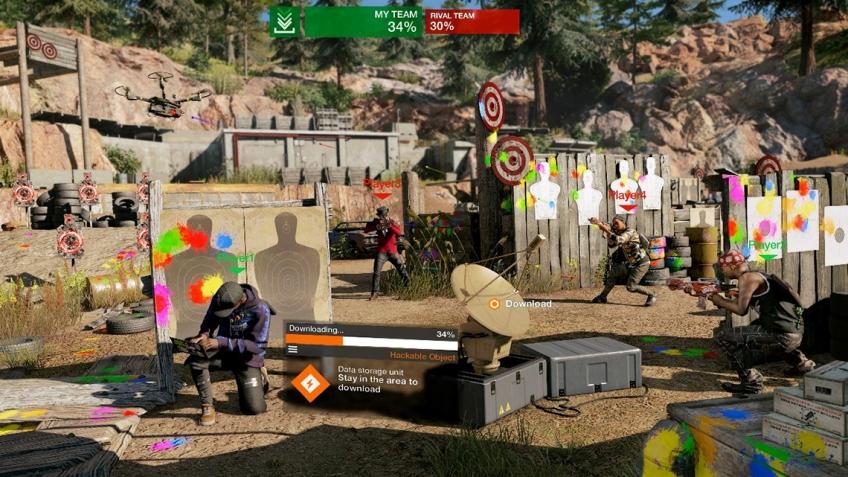 Представлено крупнейшее бесплатное дополнение для Watch Dogs 2