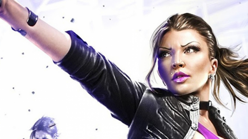 Saints Row IV: Re-Elected - Начало игры