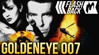 Игромания-Flashback. GoldenEye 007 (1997)