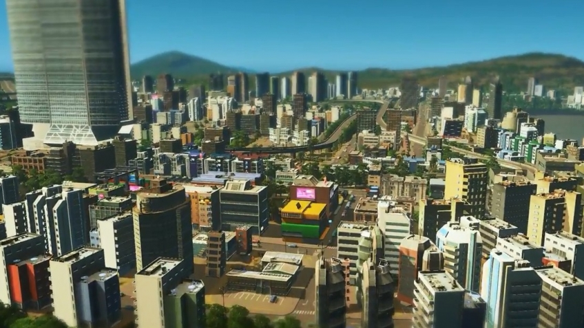 Cities: Skylines - Xbox One Reveal Trailer