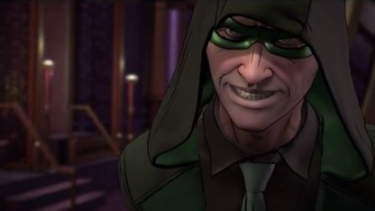 Batman: The Enemy Within. Трейлер