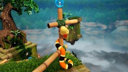 Snake Pass - Gameplay Trailer
