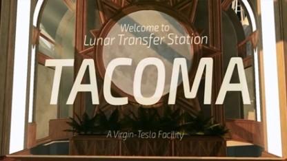 Пересадочная станция в стиле ар-деко. Превью Tacoma