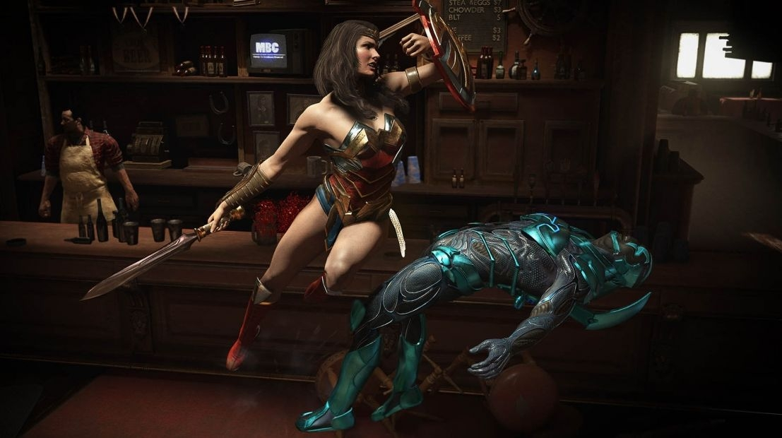 Топ-10 легендарных девушек-бойцов: от Китаны из Mortal Kombat до Чудо-Женщины из Injustice 2