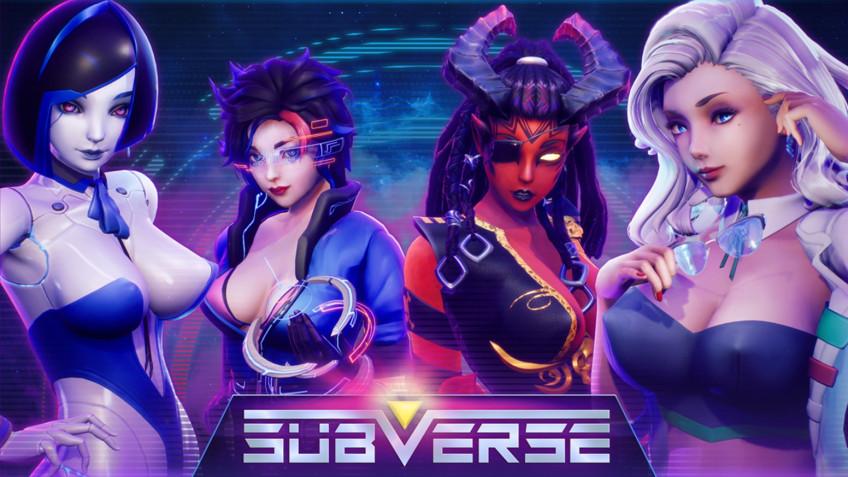 Subverse. Впечатления без цензуры, или когда сюжет интереснее эротики