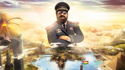Обзор Tropico6. И целого острова мало