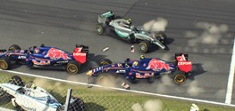 Некомплект. Обзор F1 2015