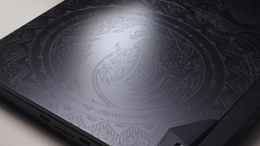 Обзор и тест ноутбука MSI GE76 Raider Dragon Edition Tiamat