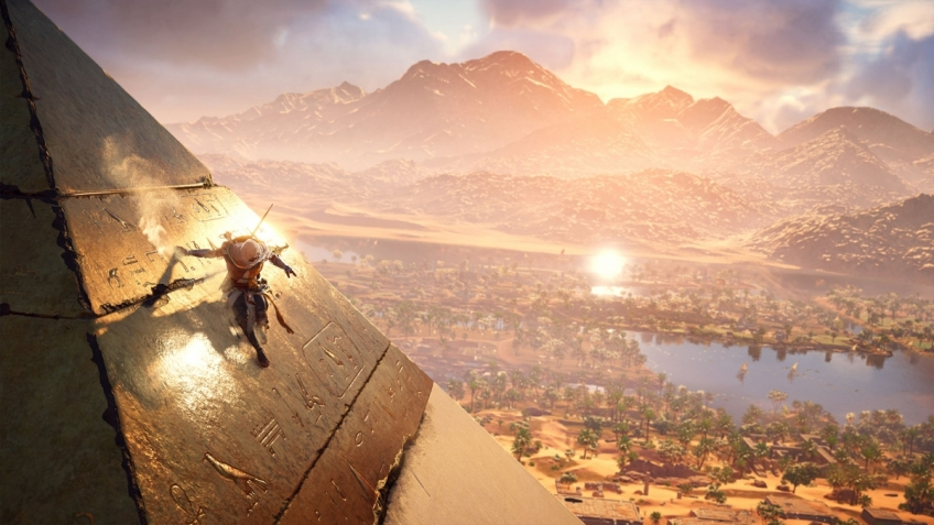 Ubisoft на E3 2017: Beyond Good & Evil 2, Far Cry 5, Assassin's Creed: Origins
