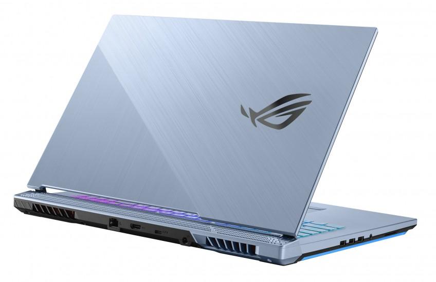 Мощь и скорость: ноутбук ASUS ROG Strix SCAR III G731GW