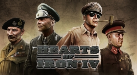 Paradox Interactive Convention 2014: Hearts of Iron IV