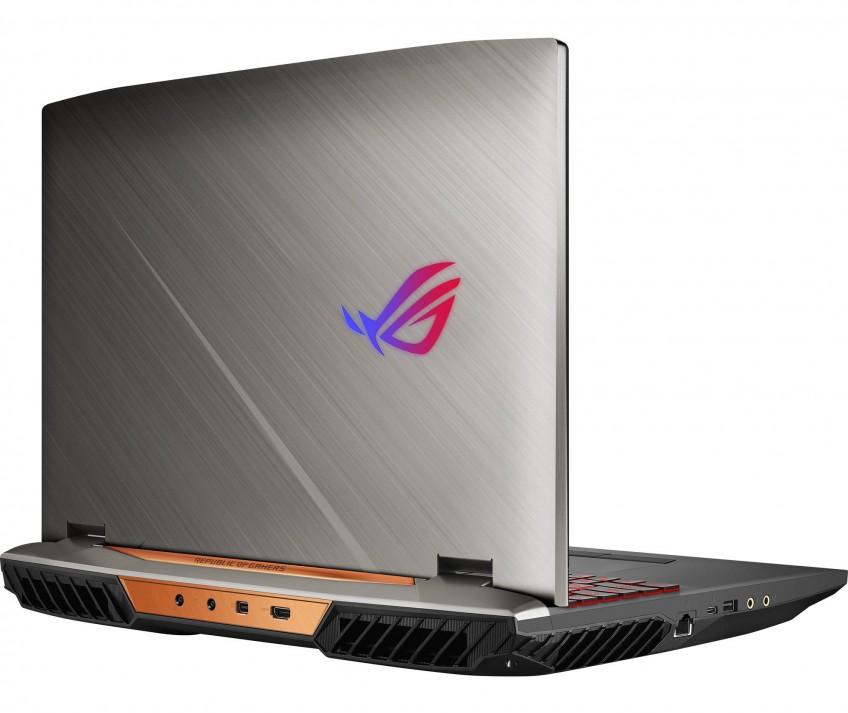 Обзор и тест ноутбука на жидком металле — ASUS ROG G703GXR