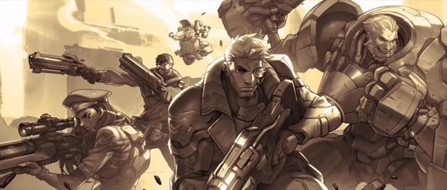 У Overwatch есть сюжет? Эпоха героев