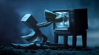 Поиграли в Little Nightmares II. Зло из телевизора