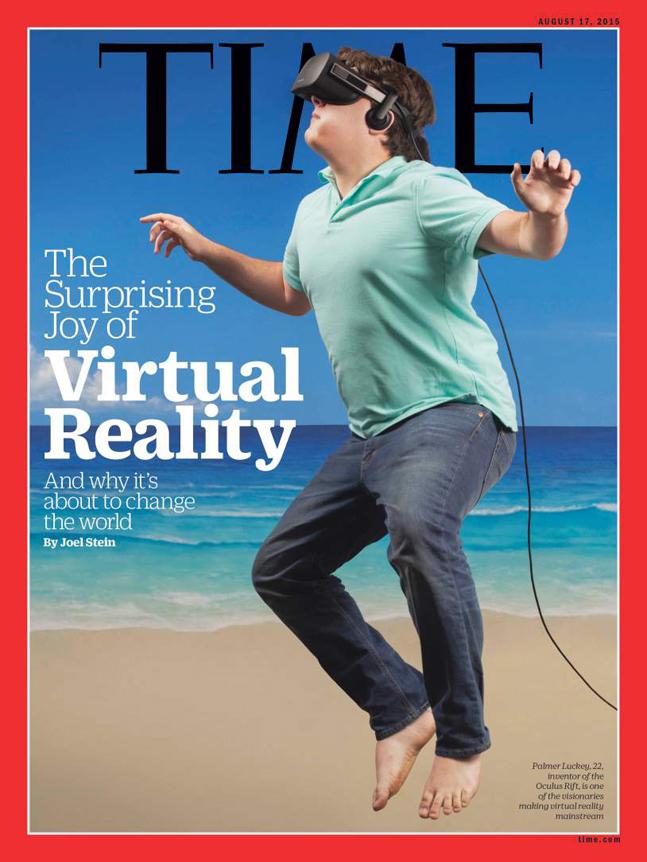 Палмер Лаки: будущее — за виртуальной реальностью
