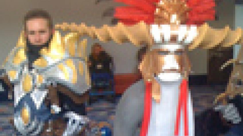 BlizzCon 2010: день первый