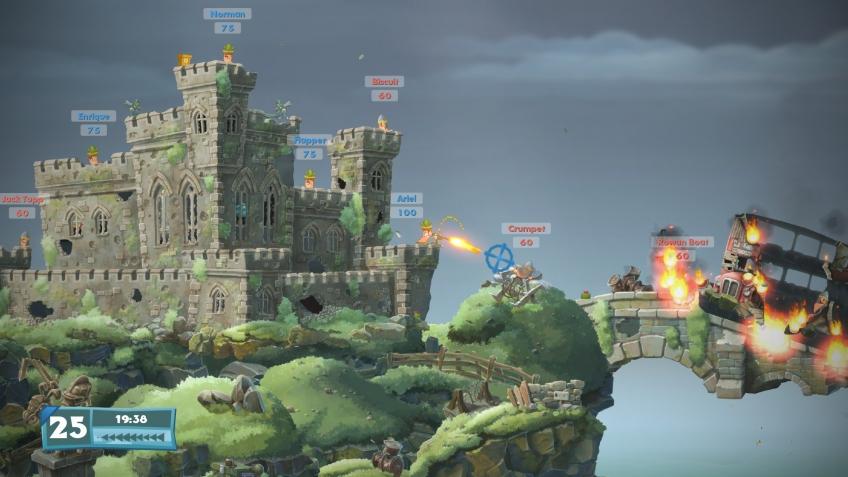 Во что поиграть в Новогоднюю ночь: от Worms W.M.D до FIFA 17 и Street Fighter V