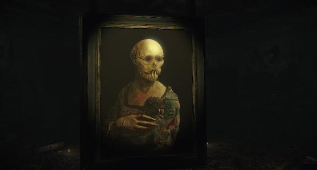 Галерея ужасов. Обзор Layers of Fear