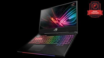Тест ноутбука ASUS ROG STRIX Hero II GL504GM. Для вечерних баталий