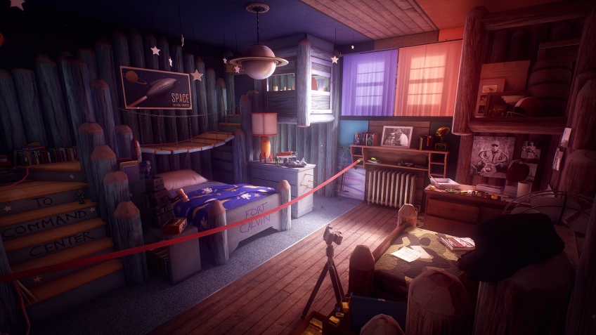 Почему умирают герои What Remains of Edith Finch. Проклятие и спойлеры
