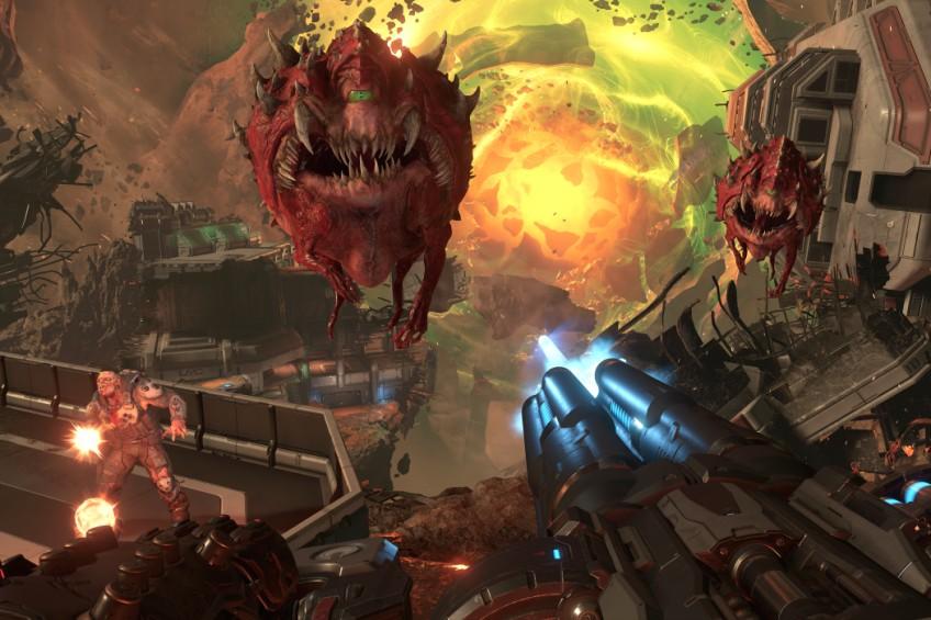 Как изменились демоны в серии Doom