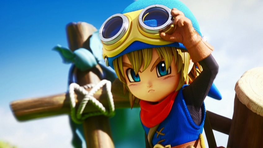 Песочница года: Dragon Quest: Builders, Final Fantasy XV, Watch Dogs 2