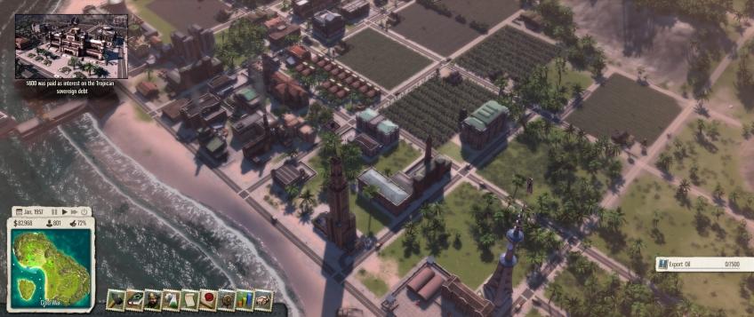 Секрет Tropico. Почему это один из лучших градостроительных симуляторов?