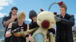 Внутренние мемы Final Fantasy XV. Откуда у чокобо ноги растут?