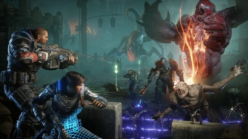 E3 2019: Впечатления от Gears 5. Пара слов о мультиплеерном режиме Escape