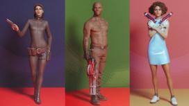 Гайд: Как разблокировать и использовать костюмы в Deathloop