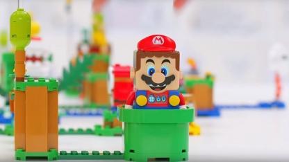 LEGO Super Mario: как создавался уникальный конструктор по легендарной игре