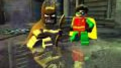 LEGO Batman / Indiana Jones: The Original Adventures