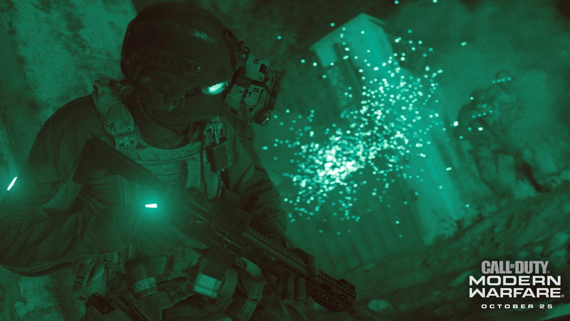 Мировая премьера: Call of Duty: Modern Warfare. Ни слова по-русски