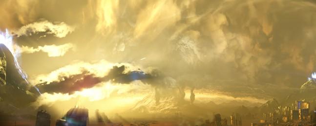 Пейзаж года: The Vanishing of Ethan Carter, Destiny